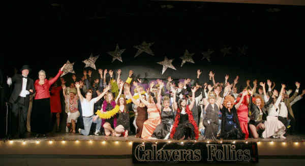 Calaveras Follies April 1